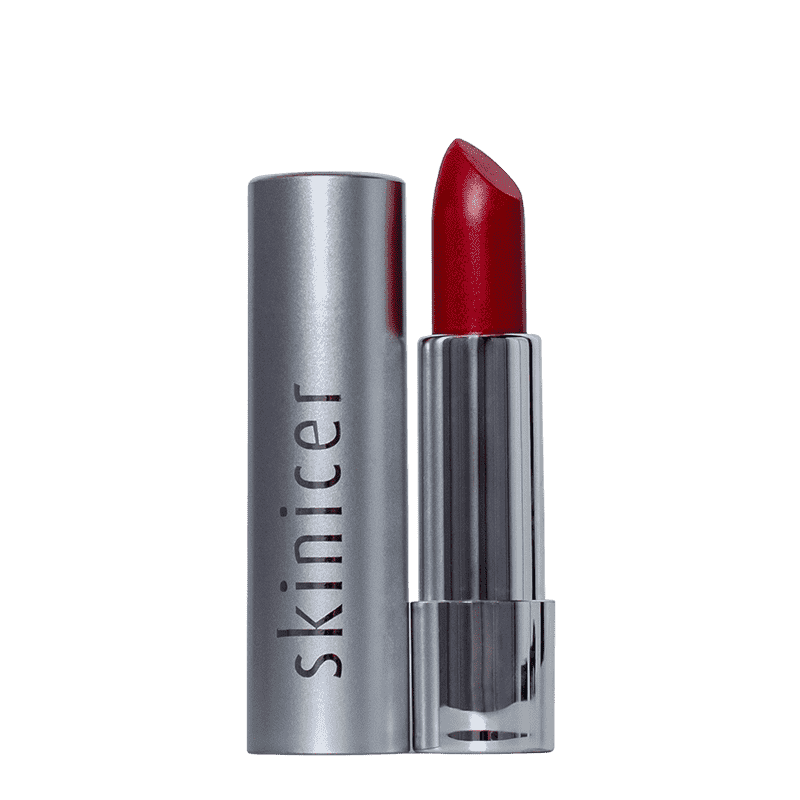 Pomadka Classic Red 4,5ml skinicer® OCEAN KISS