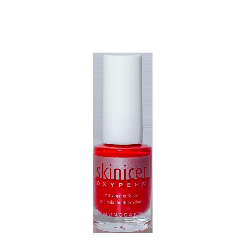 Lakier do paznokci Classic Red skinicer® OXYPERM
